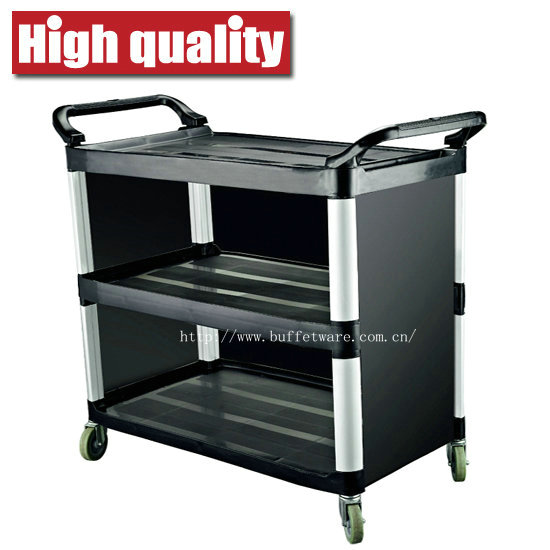 3 Tier Trolley With Carbinate