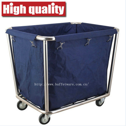 Conical Linen Trolley