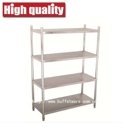 4 Tiers Shelf Rack
