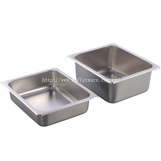 Stainless steel Iceam cream pan