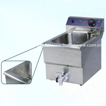 Single Cylinder Electric Fryer (seamless)