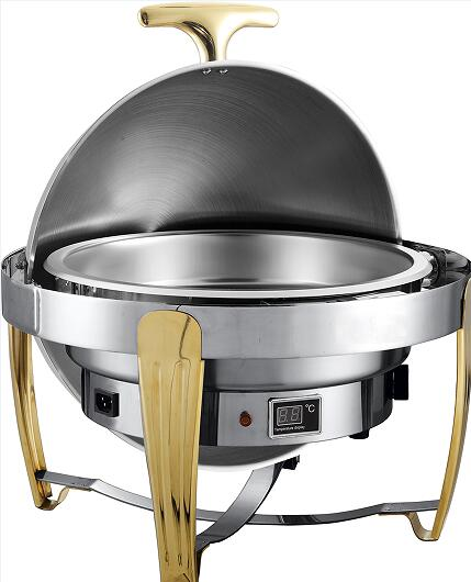 6L roll top chafing dish