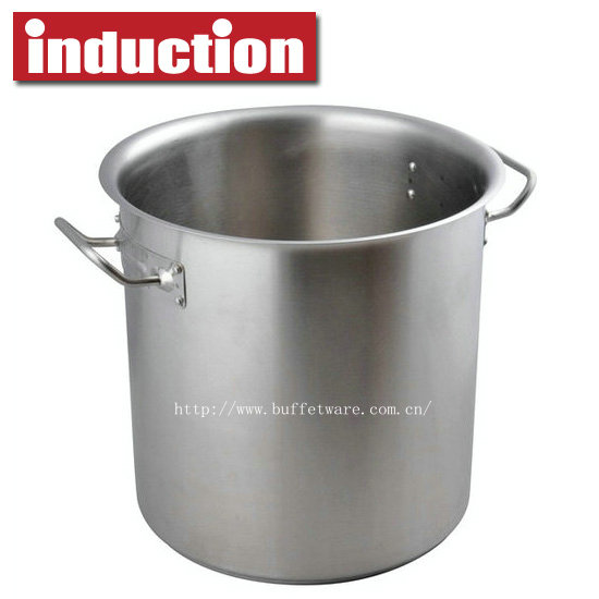 Classical Commercial Stock Pot