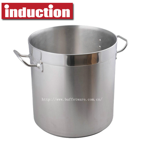 Vertical Commercial Stock Pot