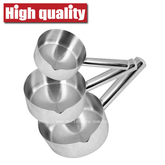 Commercial Stainless Steel Water Dipper With Lip