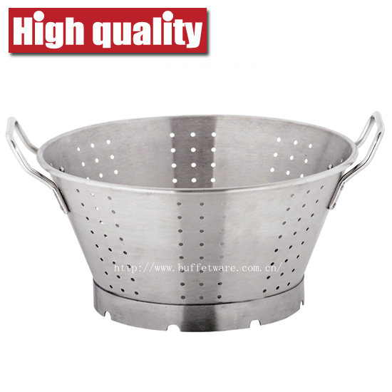 Commercial Stainless Steel Conical Colander