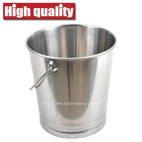 Commercial Stainless Steel St/Steel Bucket